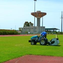 Manutenzione campo sportivo 5