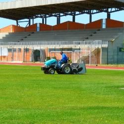 Manutenzione campo sportivo 4