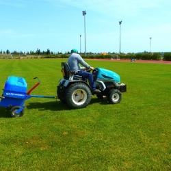 Manutenzione campo sportivo 3
