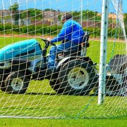 Manutenzione campo sportivo